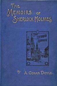 The memois of Sherlock Holmes