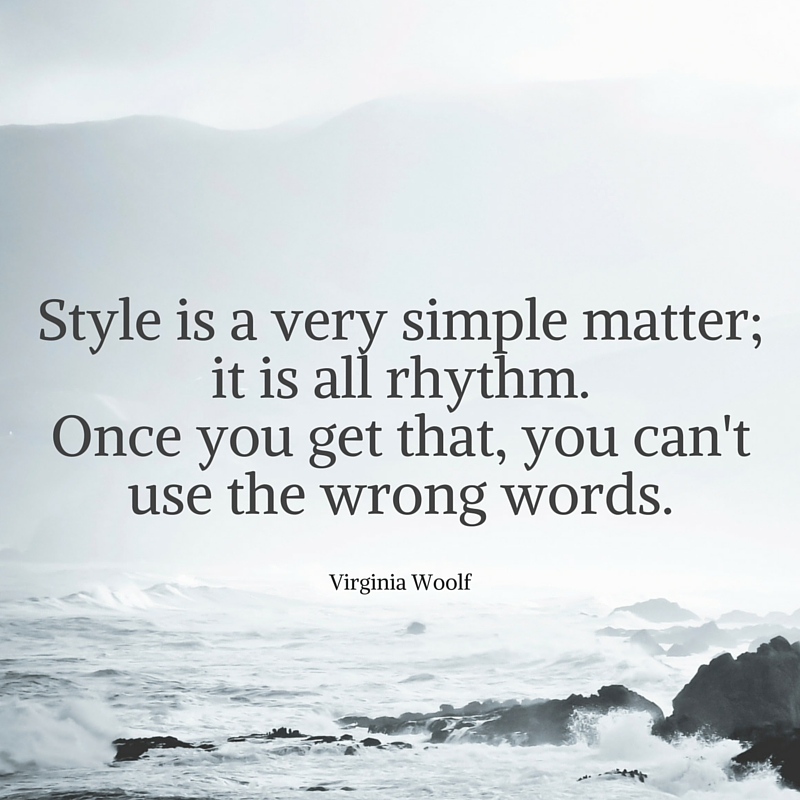 Image result for quotes about writing style